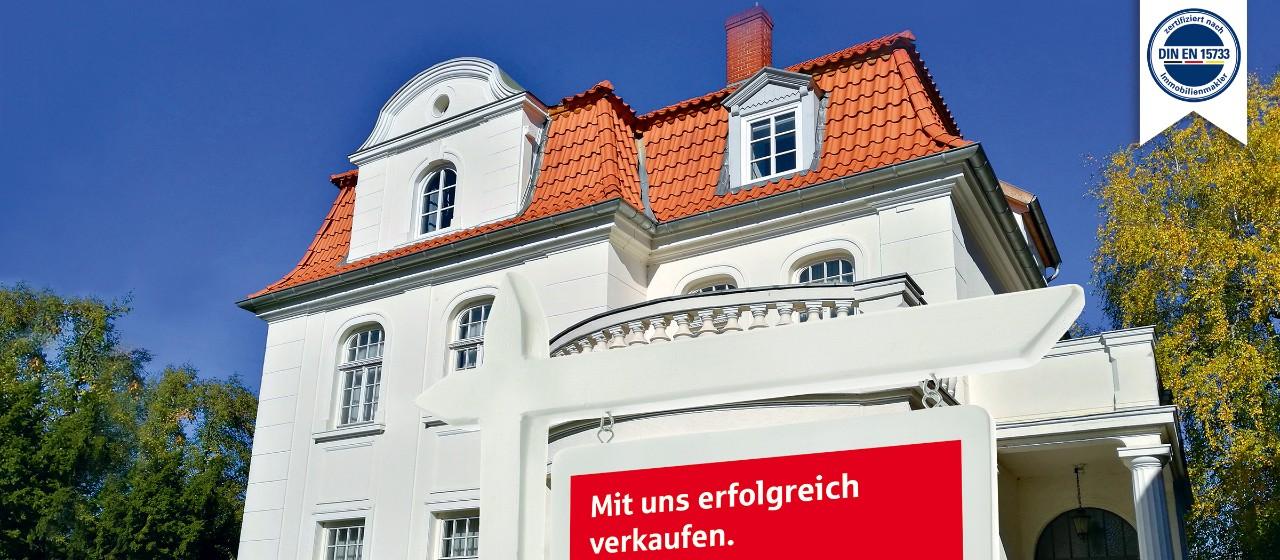 Immobilie verkaufen mit der Sparkasse zu Lübeck